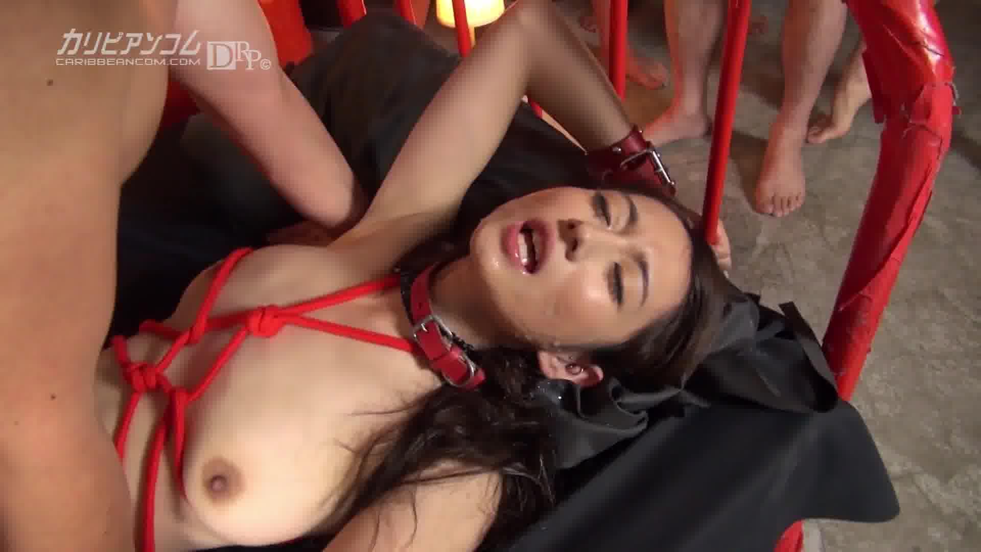 獄畜16 ~美女の恥肉塊~ - 音羽レオン【バイブ・ハード系・イラマチオ】