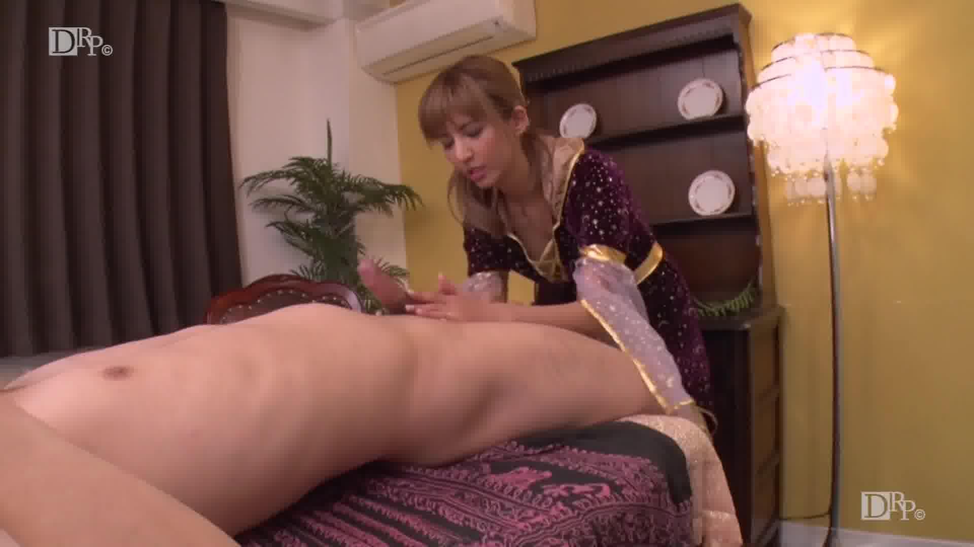 脱・童貞!幸運を招く美女占い師 - 麻生希【痴女・コスプレ・巨乳】