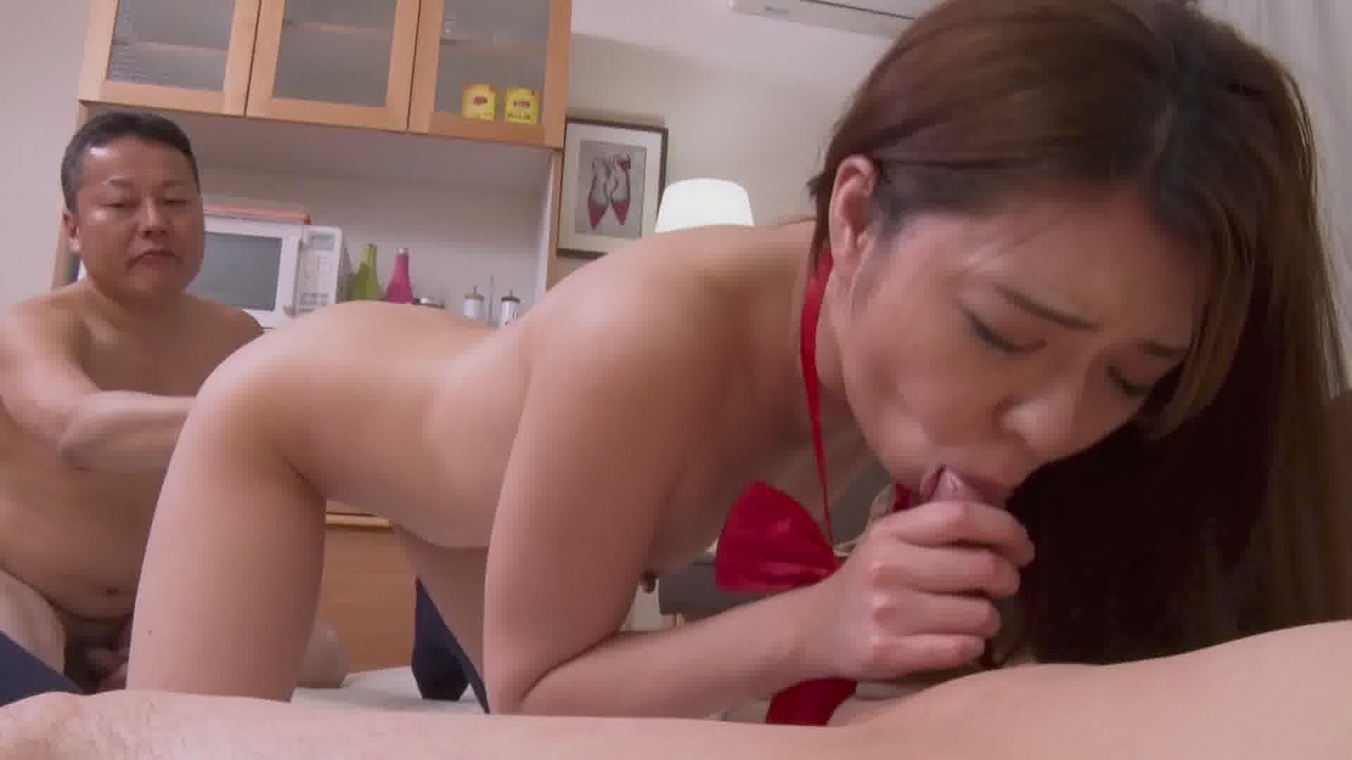 パシオン・アモローサ ~愛する情熱 6~ 彼女が変態過ぎて手に負えない - 栄倉彩【痴女・コスプレ・3P】