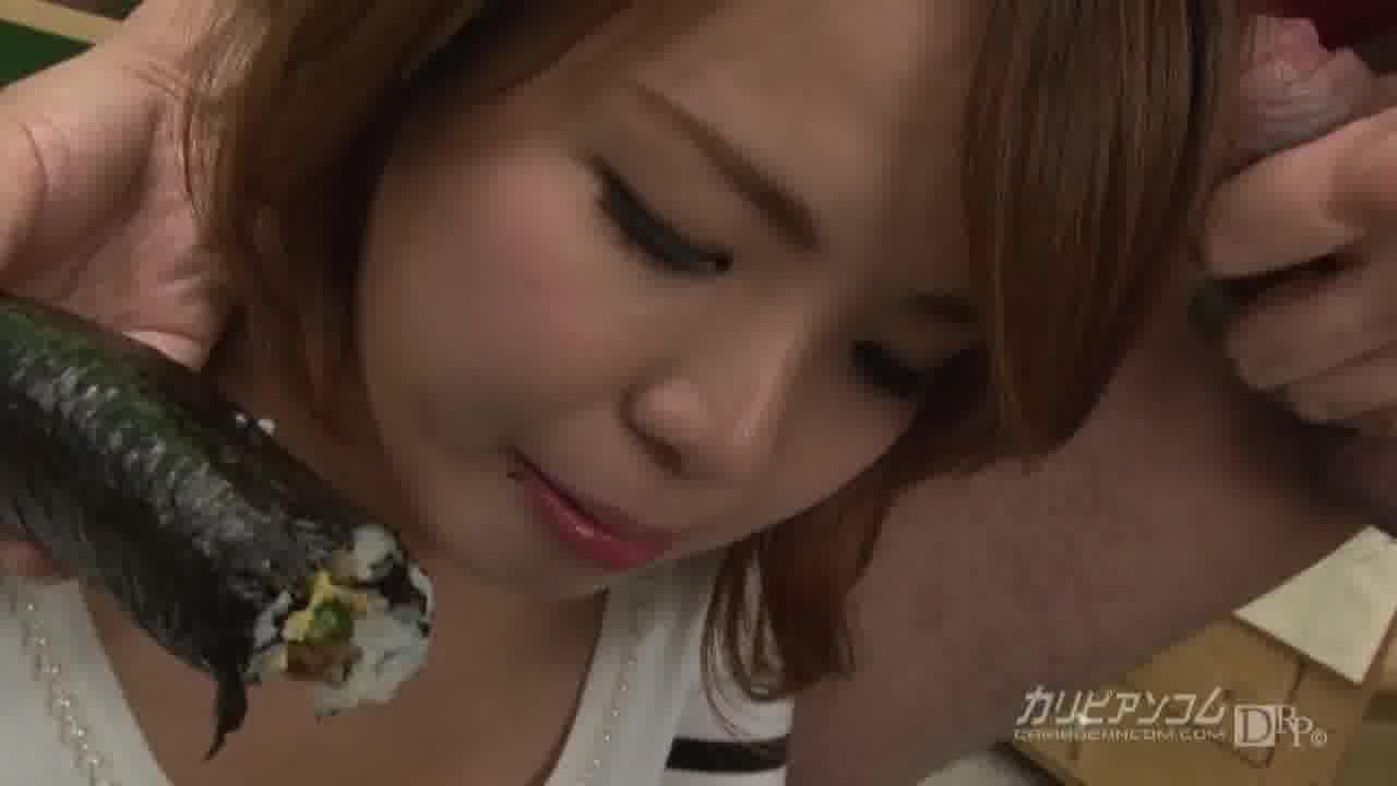 恵方巻き ~ぶっといのがお好き~ - 星野香織【潮吹き・バイブ・中出し】