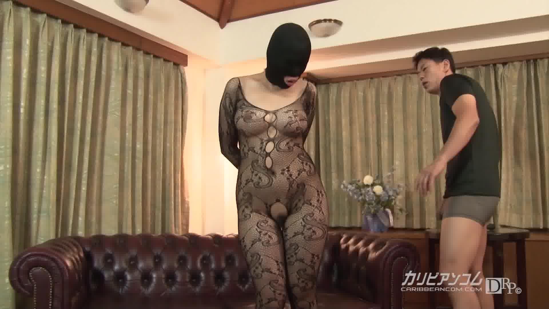性欲処理マゾマスク ~言いなりペットは美爆乳~ - 性欲処理マゾマスク 04号【巨乳・パイズリ・初裏】