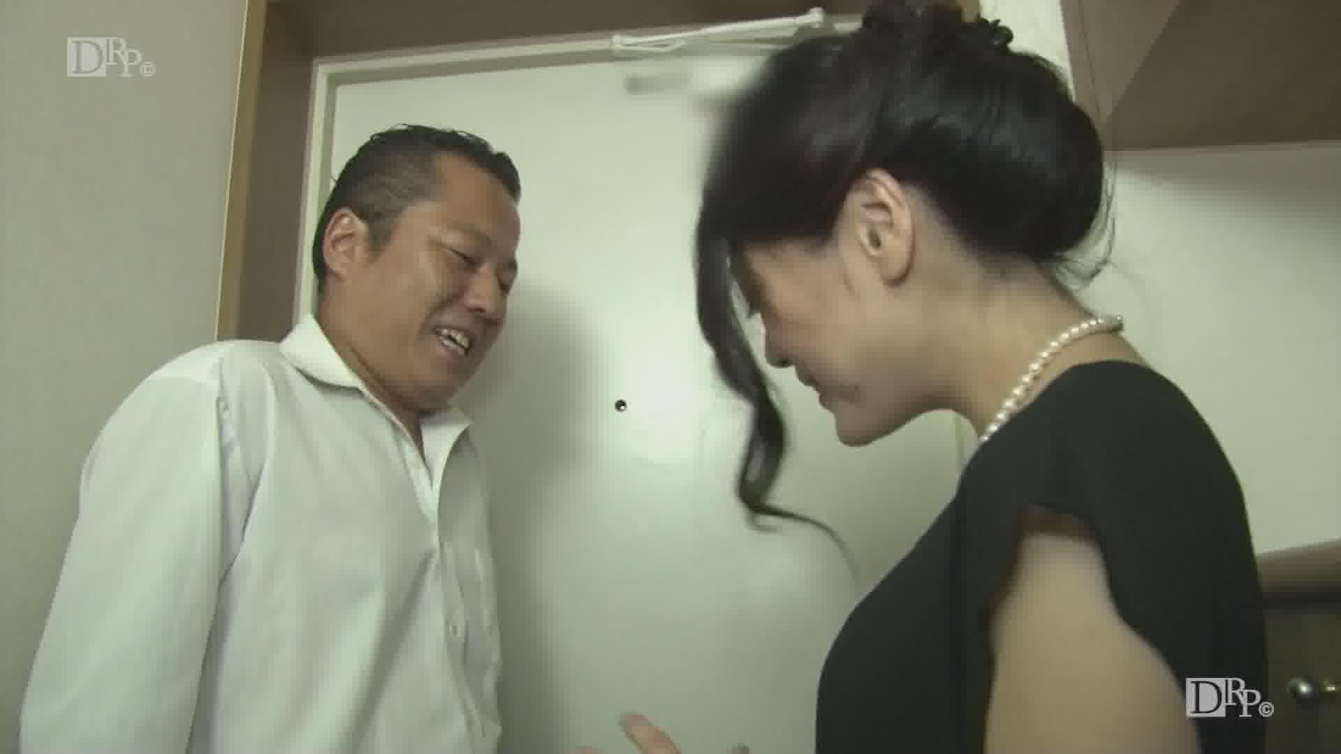 情欲に身をまかせる未亡人と隣の男 - 中島京子【美乳・美尻・オナニー】