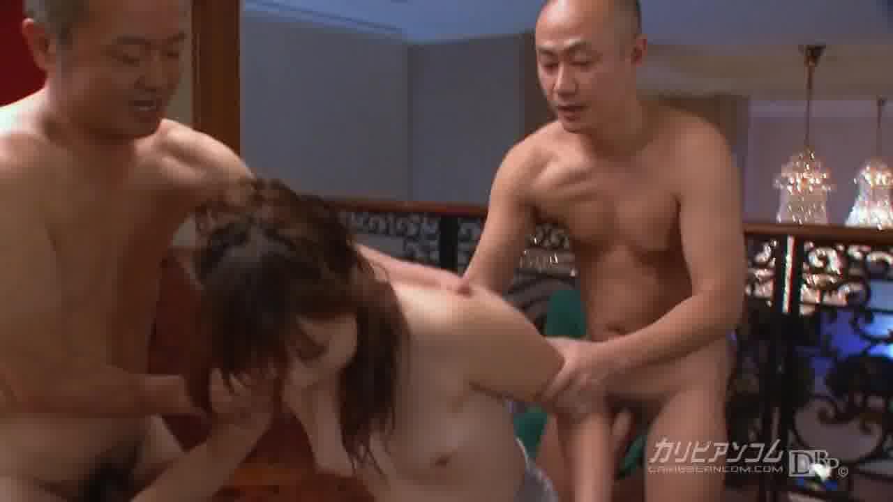ゆうゆうエロス 後編 - 優木まみ【乱交・潮吹き・中出し】