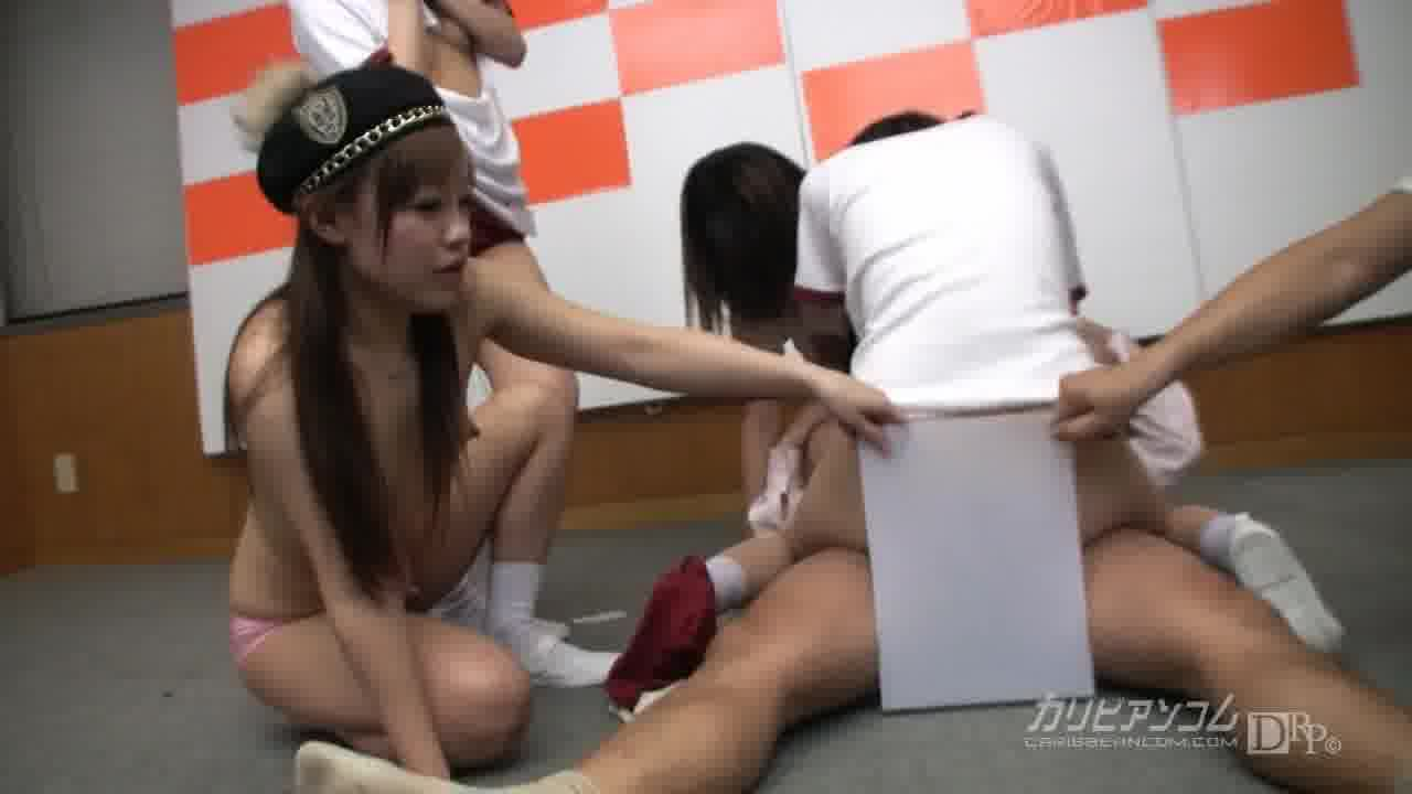 カリビアンTV 第3回 2010年12月3日放送分 後半 - 米山愛【コスプレ・ギャル・隠語】