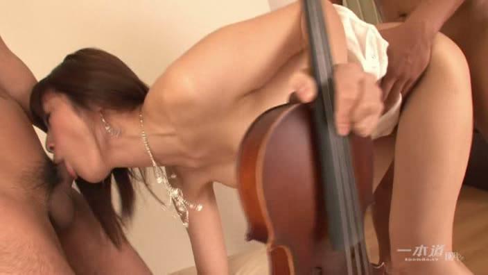 裸演奏 〜第3回演奏会・バイオリン〜【富永ユリア】