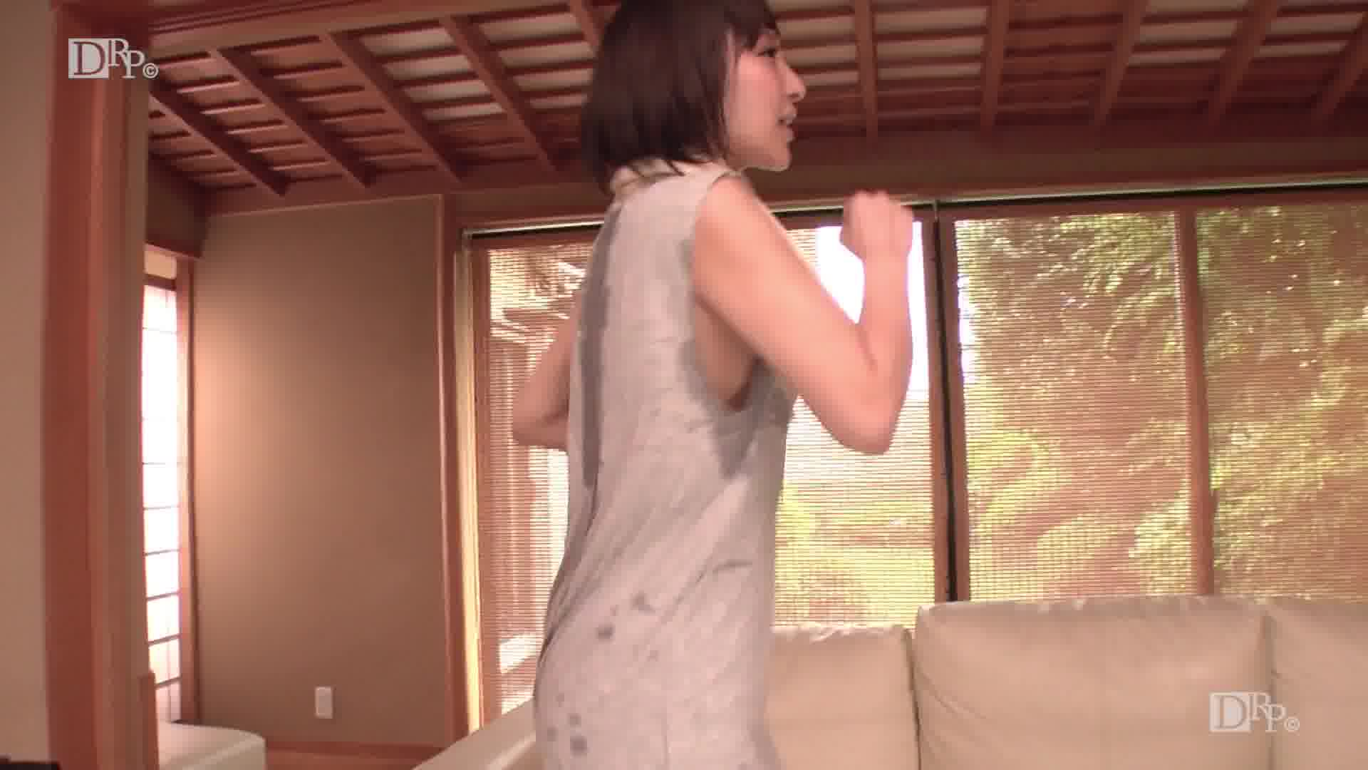 汗だくスポーツ女子の本気セックス - 星川ういか【パイパン・スレンダー・中出し】