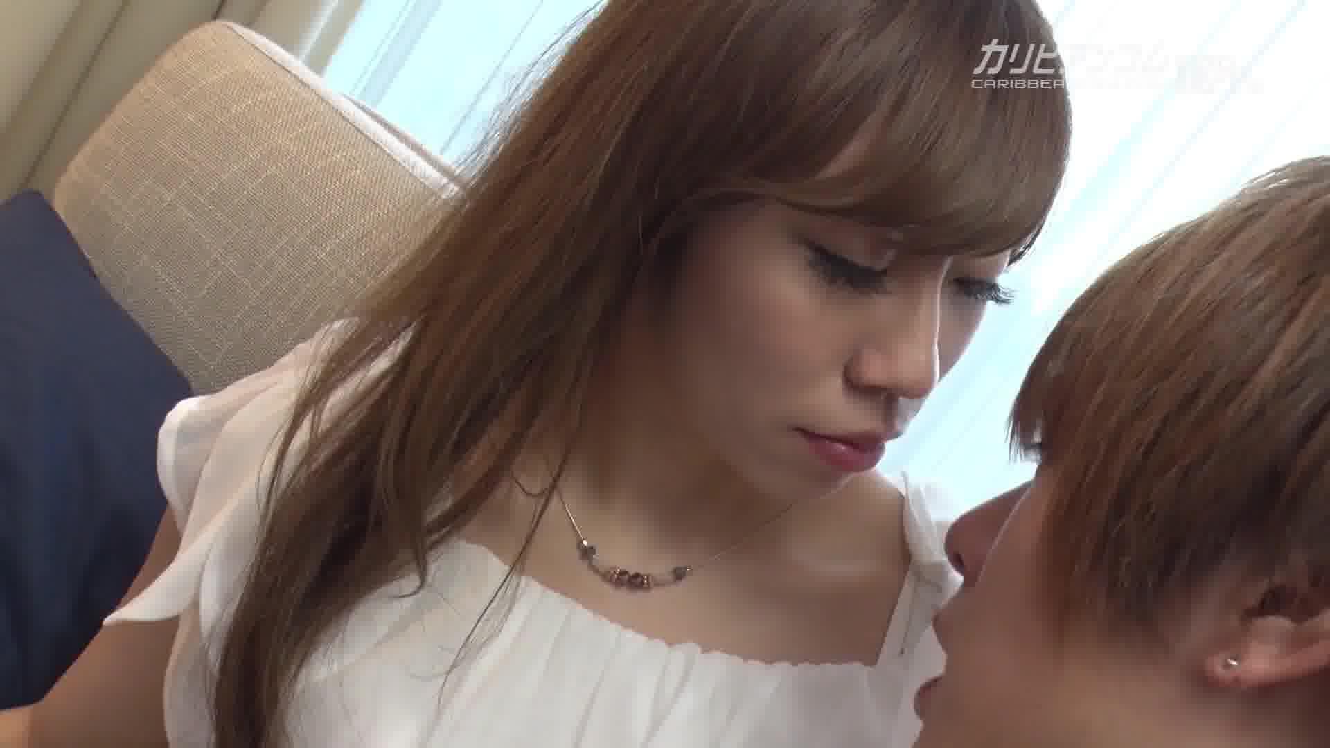 恋オチ ~一目惚れはすごいする~ - 大咲萌【パイパン・スレンダー・クンニ】