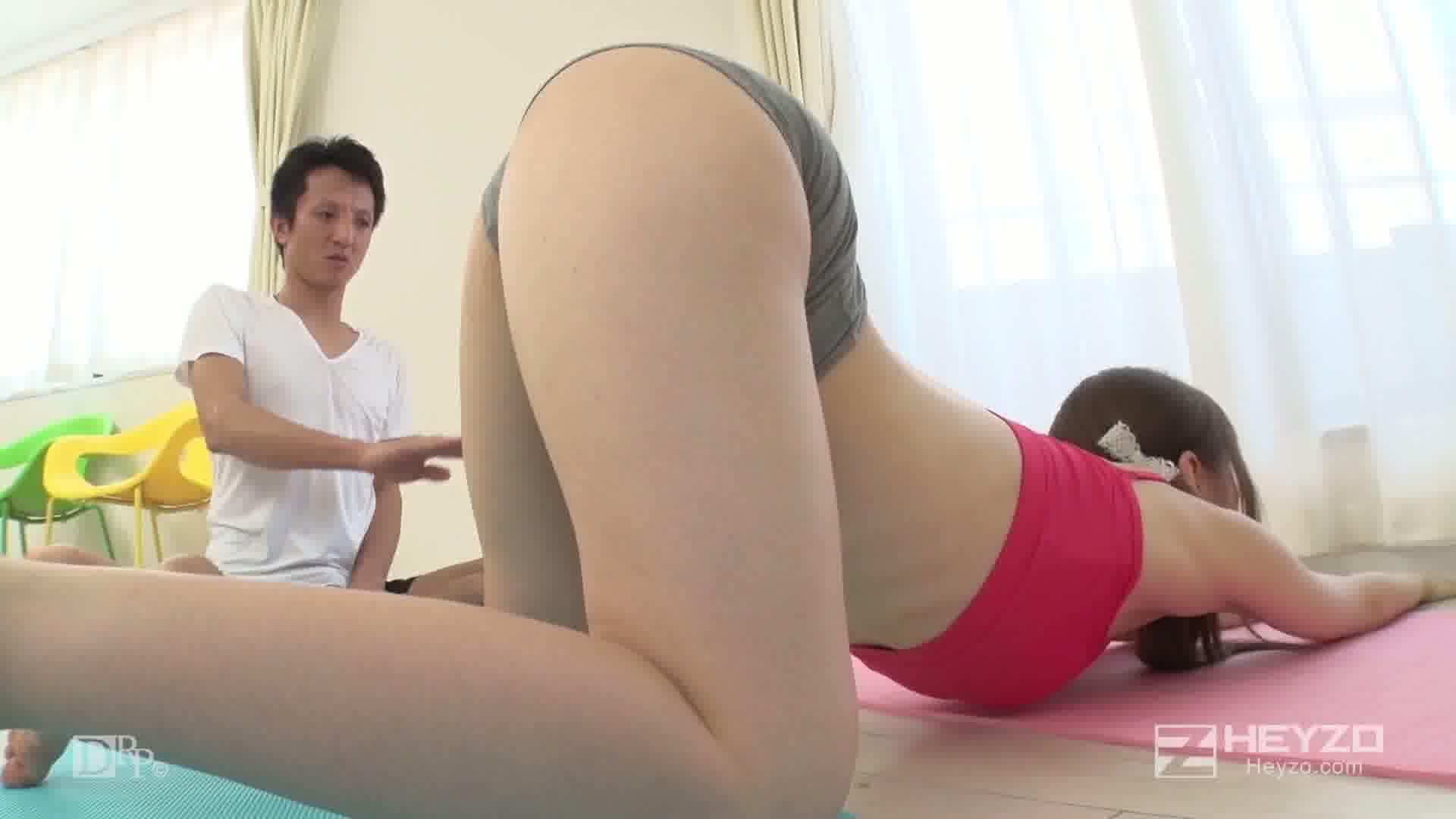 美痴女~神乳インストラクターの淫語指導~ - 一ノ瀬ルカ【フェラ】