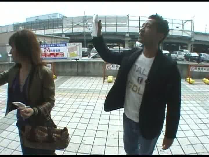 ザ・ナンパけもの道10 群馬・前橋→勇み足、忍び足、千鳥足編素人ギャル
