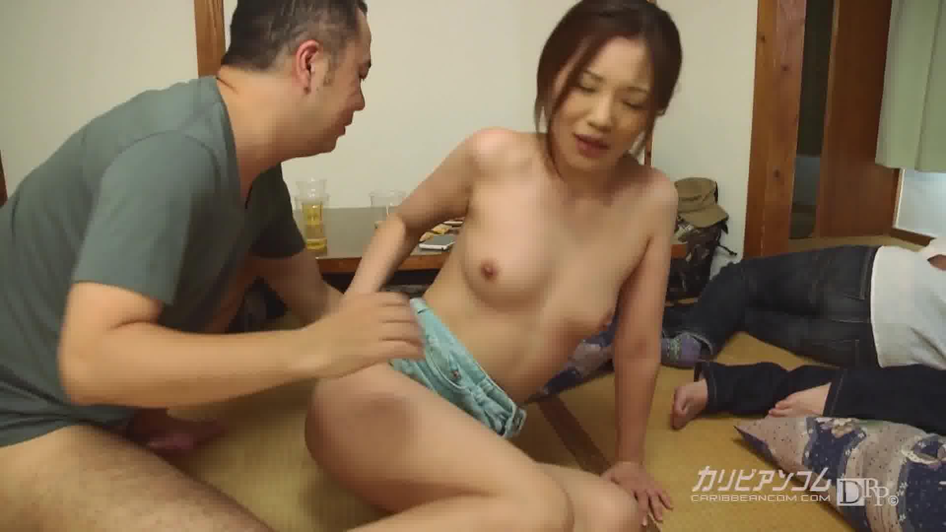ほんとにあったHな話 27 - 中西愛美【巨乳・野外露出・青姦】