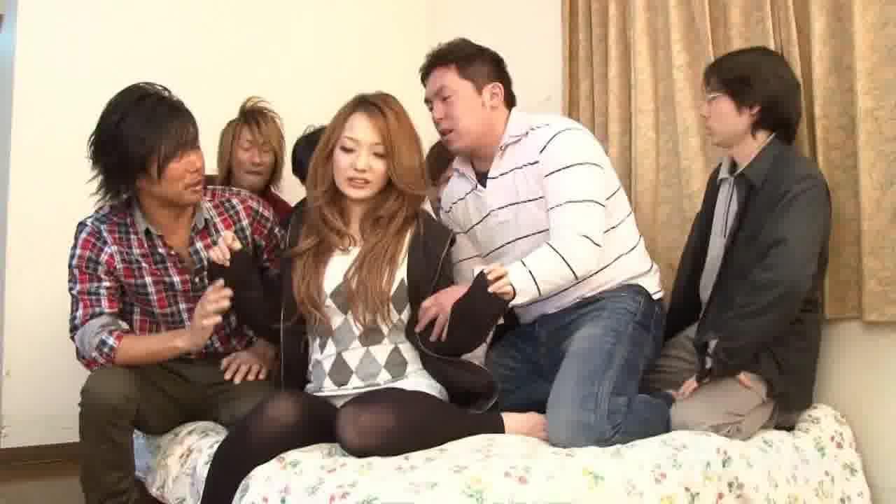カリ高サッカー部同窓会 - 新垣セナ【顔射・潮吹き・中出し】