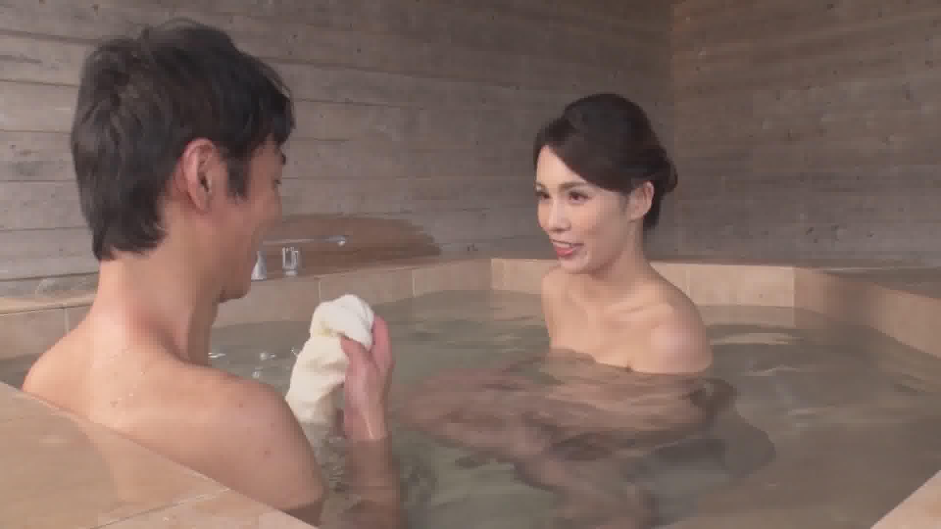 洗練された大人のいやし亭 ~濡れたアソコにおぶち込みくださいませ~ - 上山奈々【美乳・パイズリ・着物】