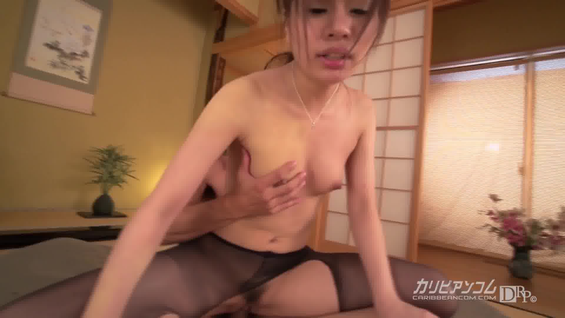 ノーパンOL性交商談 - 川瀬遥菜【OL・潮吹き・初裏】