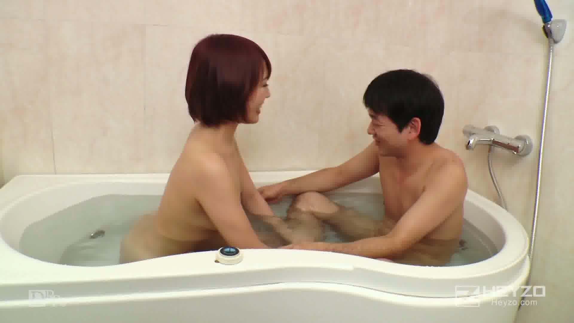 脱マンネリカップル!まったりセックスでラブアゲイン!! - 双葉みお【お風呂 口内射精】