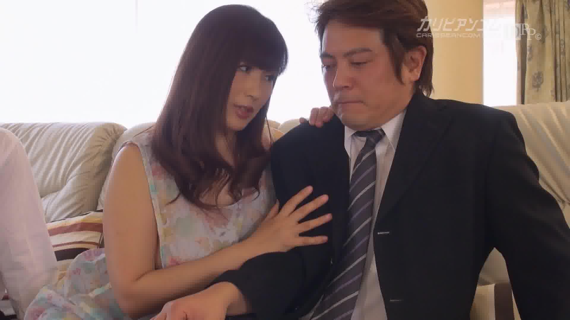 禁じられた関係15 - 志村玲子【痴女・巨乳・初裏】
