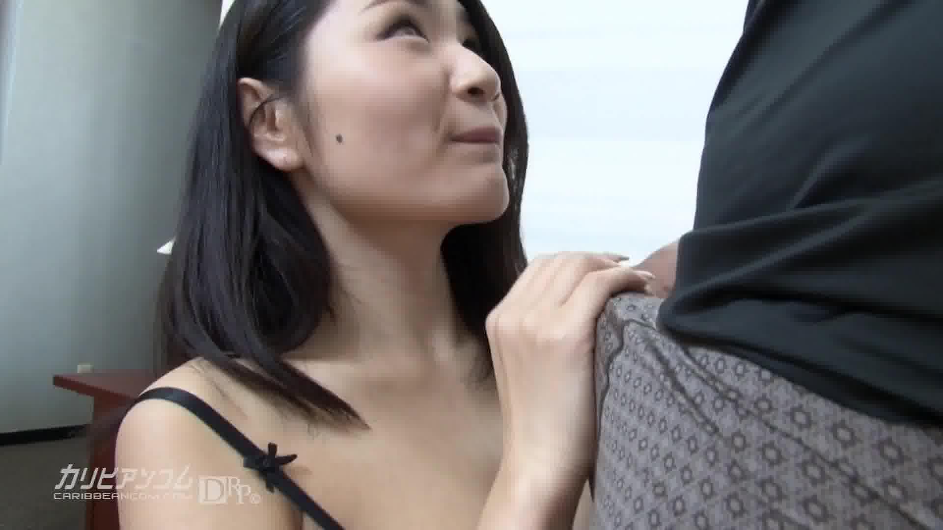 彼氏のチンポじゃ物足りない - 女沢理沙【スレンダー・クンニ・中出し】