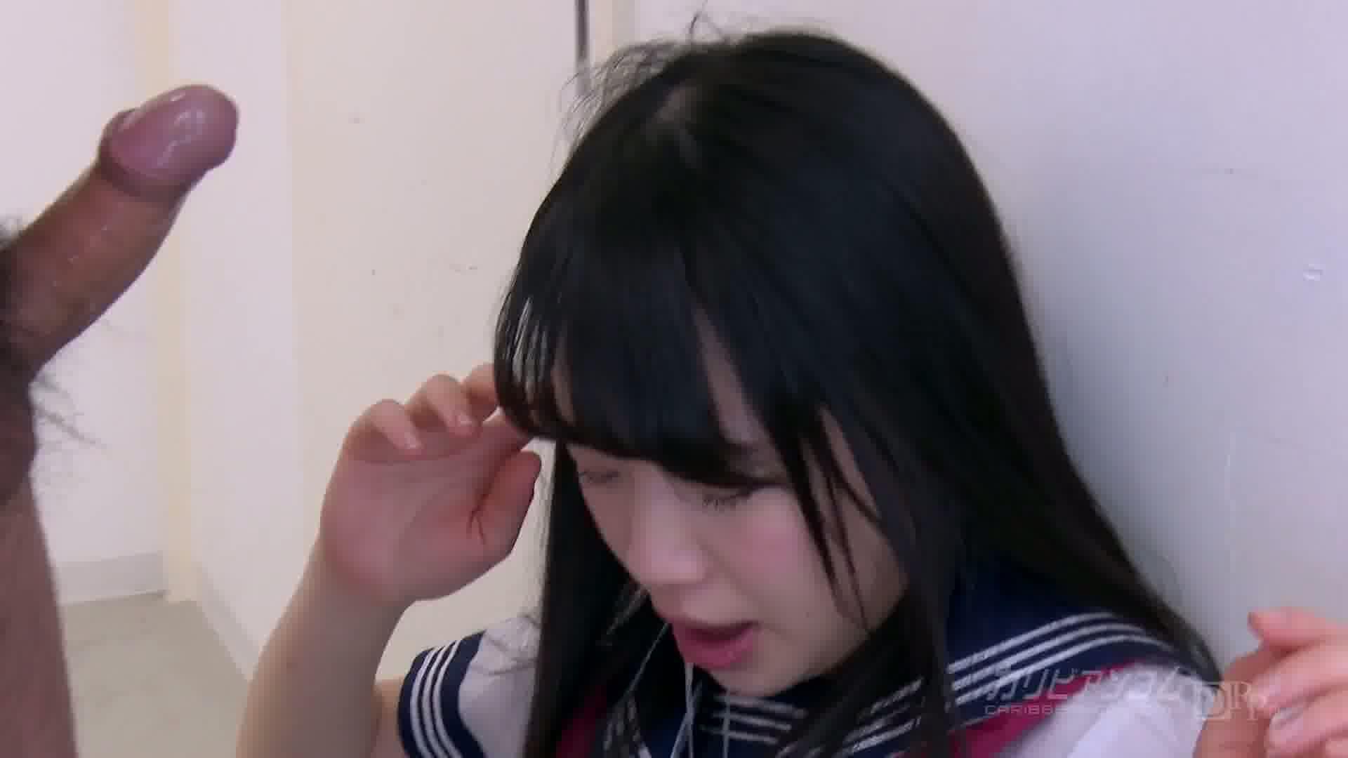 学校へ行こうよぉ~ - 姫川ゆうな【中出し・制服・イラマチオ】