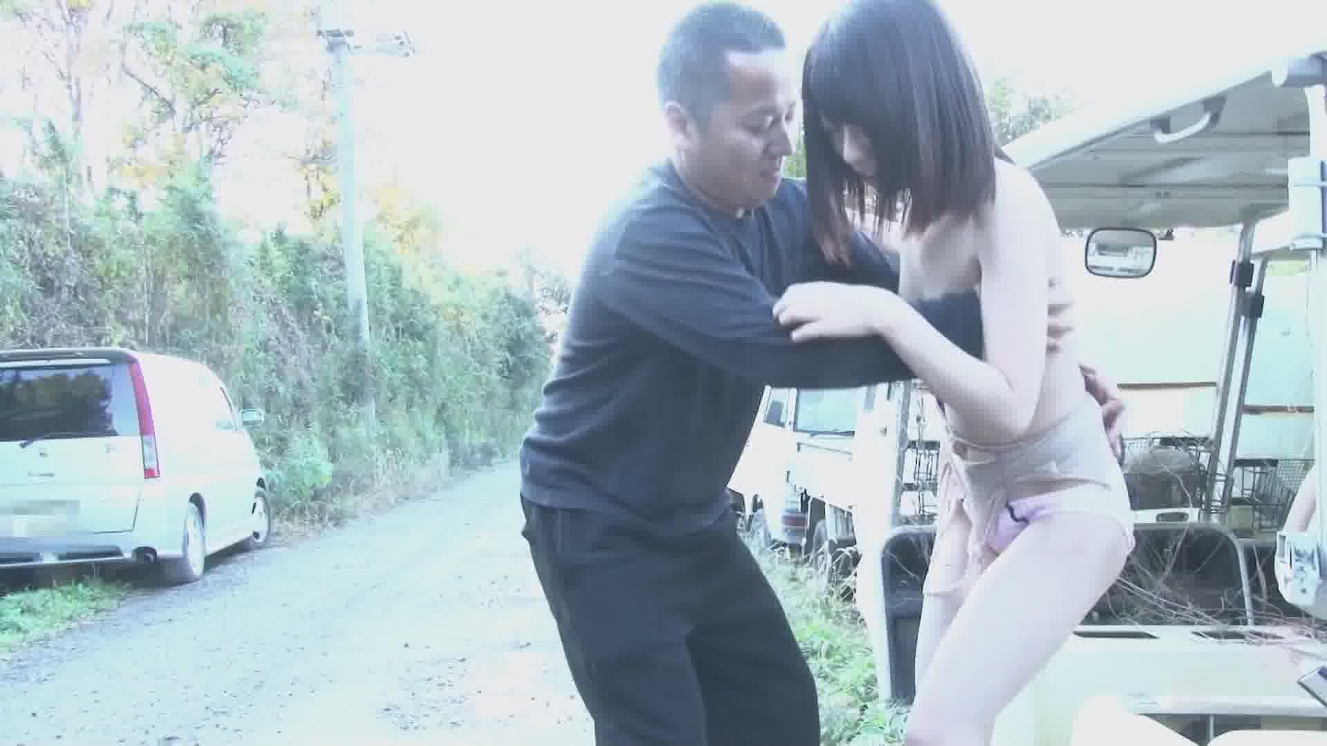 快楽へ引き込まれる私のカラダ - 木内亜美菜【野外露出・SM・パイパン】