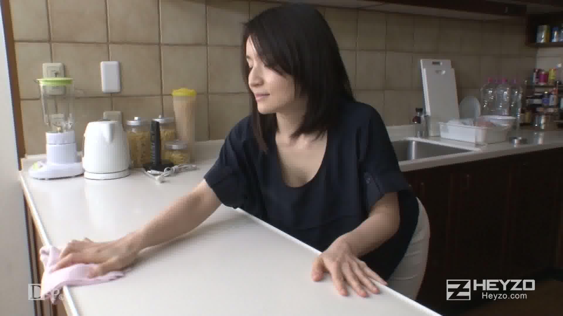 大変身!!熟的 美フォー・アフター~プライベート撮影会編~ - 大石真理子【雑談 撮影 脱衣】