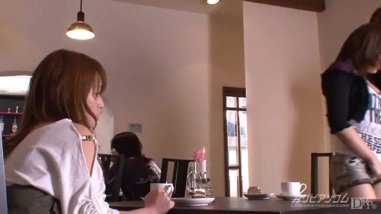 執事愛撫喫茶 第2章 PART 1 - 飯島くらら【コスプレ・潮吹き・中出し】