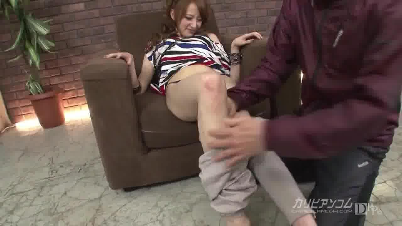 狙われた絶品ボディ 前編 - 桃白咲舞【乱交・スレンダー・中出し】