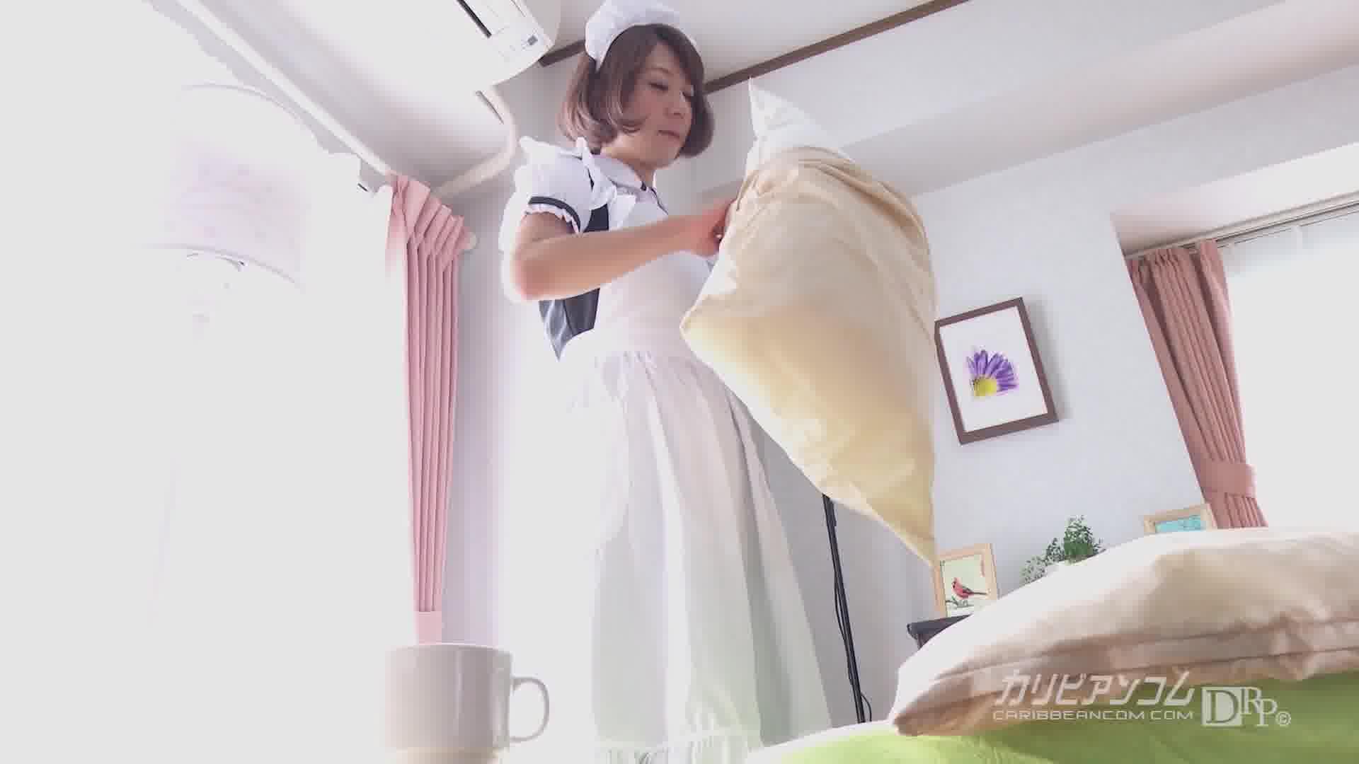 愛しきご主人様と給仕の私 - 滝川エリナ【オナニー・変態・メイド】