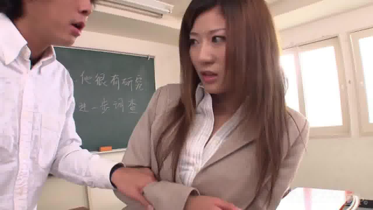 中国語美人教師 - 弥生【乱交・ハード系・女教師】