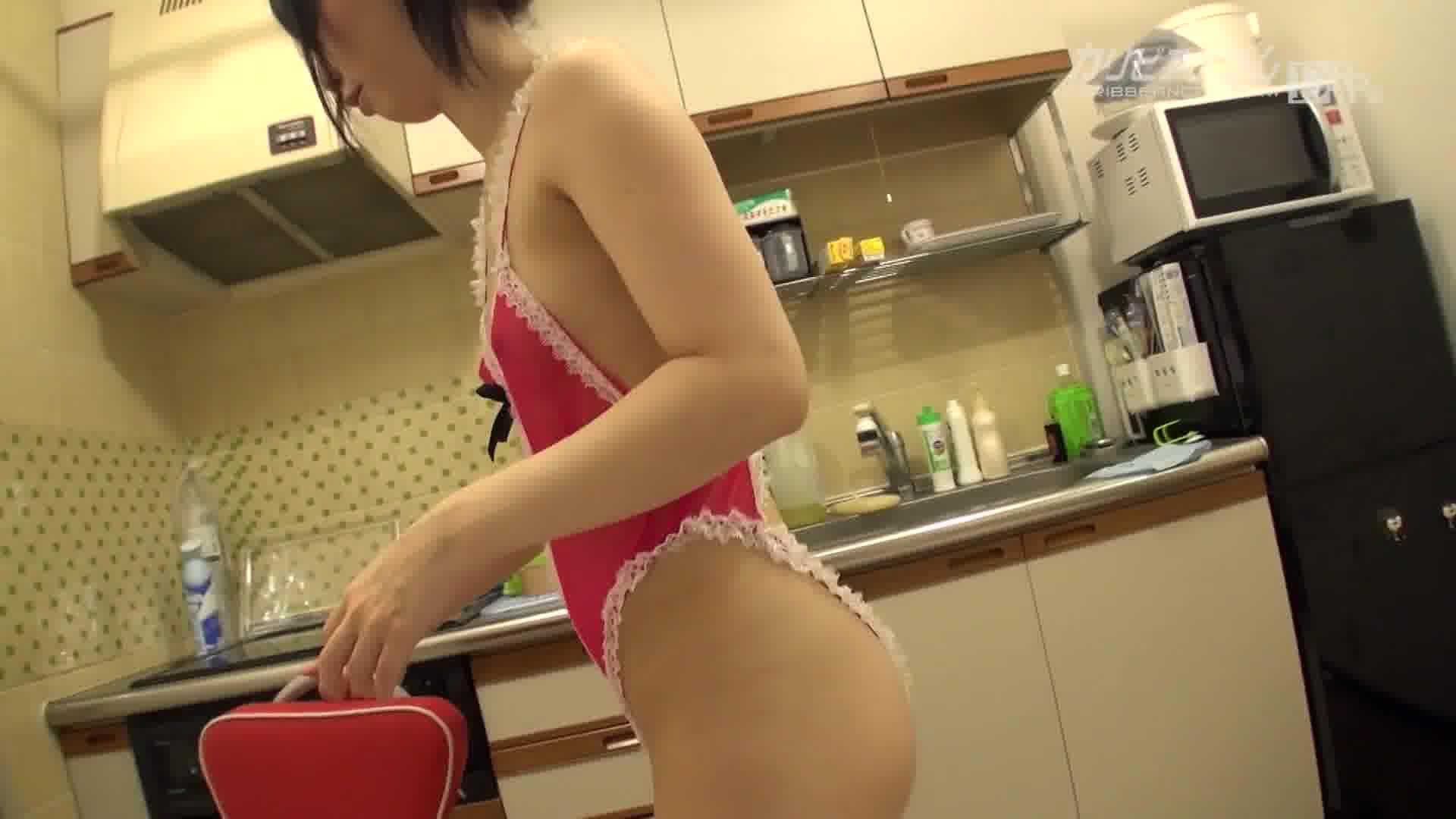 AV女優をあなたの自宅に宅配!3 - おぐりみく【痴女・パイパン・中出し】