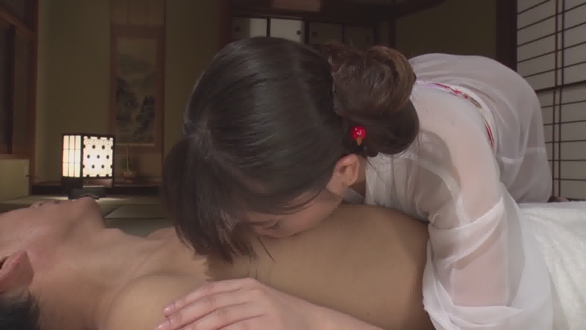 洗練された大人のいやし亭 ~クビレ美乳ハーフ美女が心ゆくまでご奉仕~ - 仲村さり【浴衣・美乳・中出し】