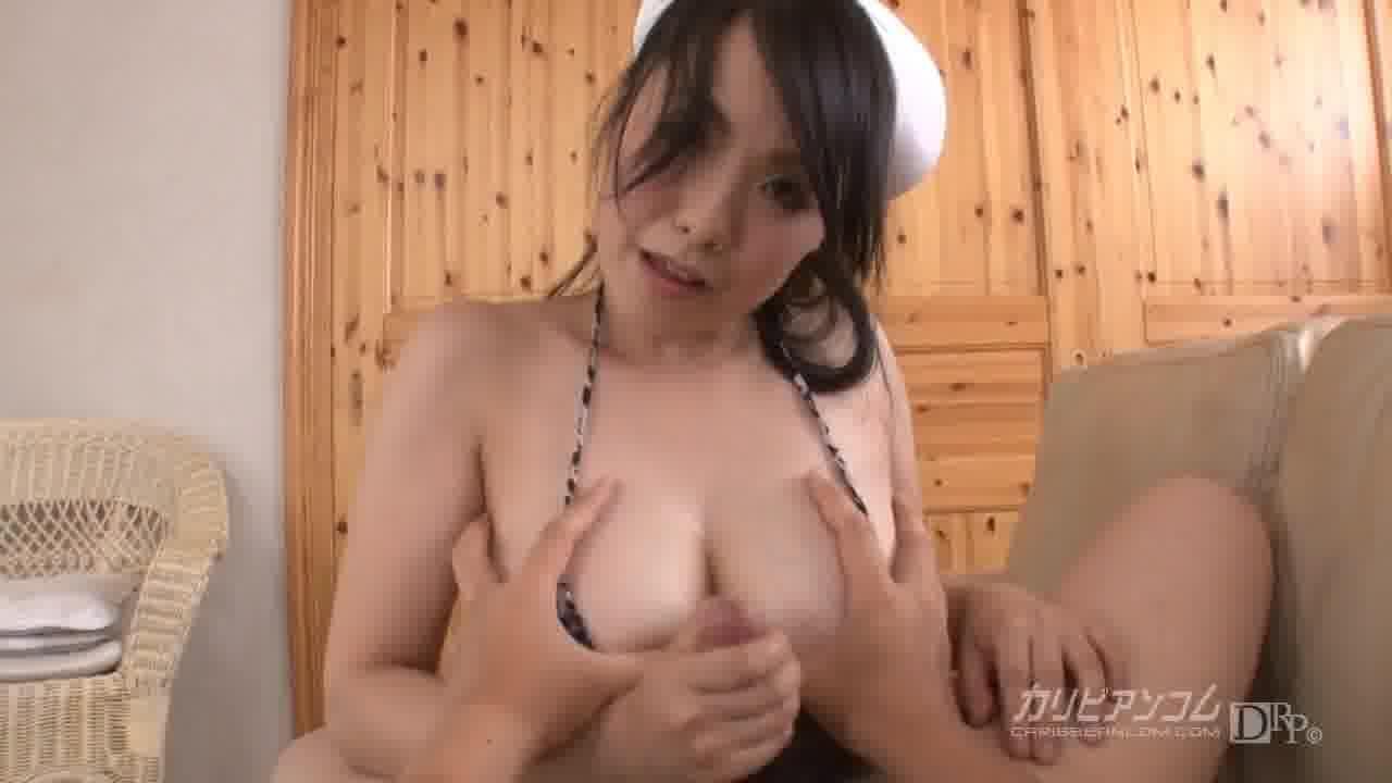爆乳ナースの訪問射精診断 - 辻井美穂【乱交・コスプレ・巨乳】