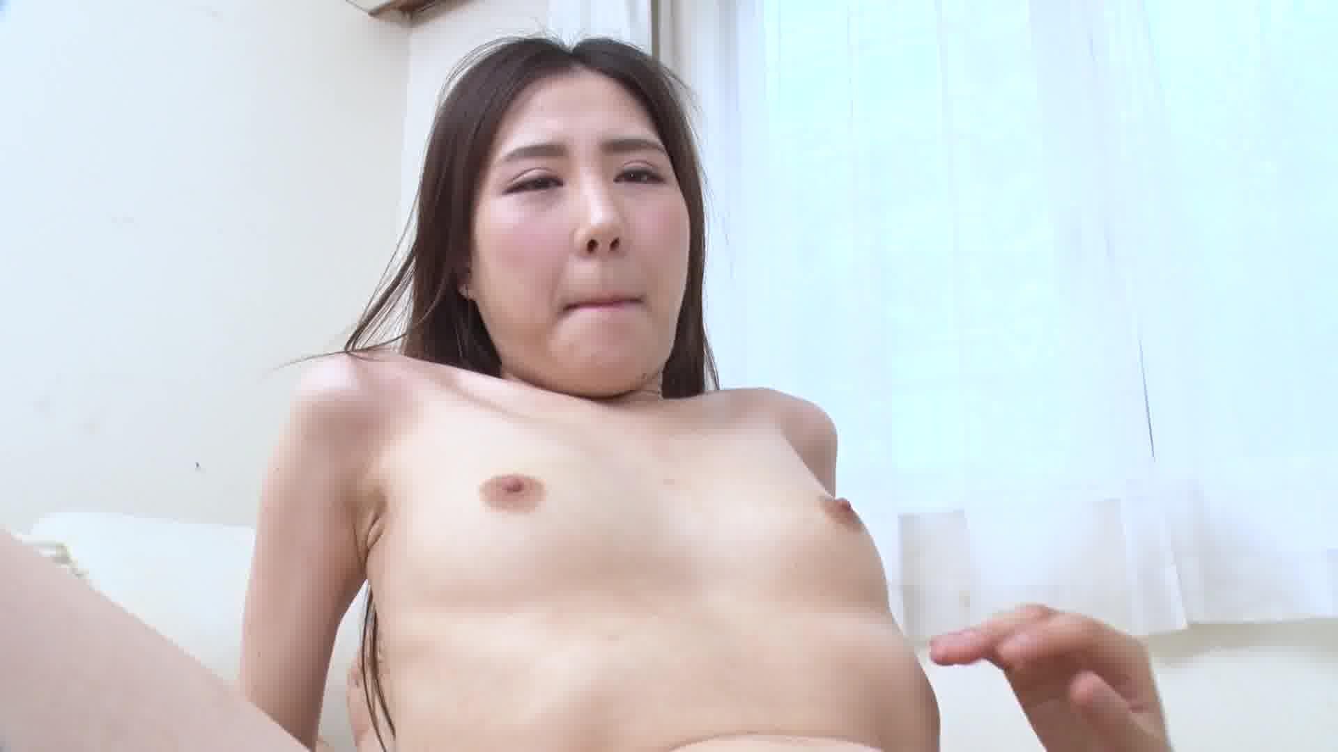 BOGA x BOGA ~櫻井えみが僕のプレイを褒め称えてくれる~ - 櫻井えみ【美乳・スレンダー・中出し】