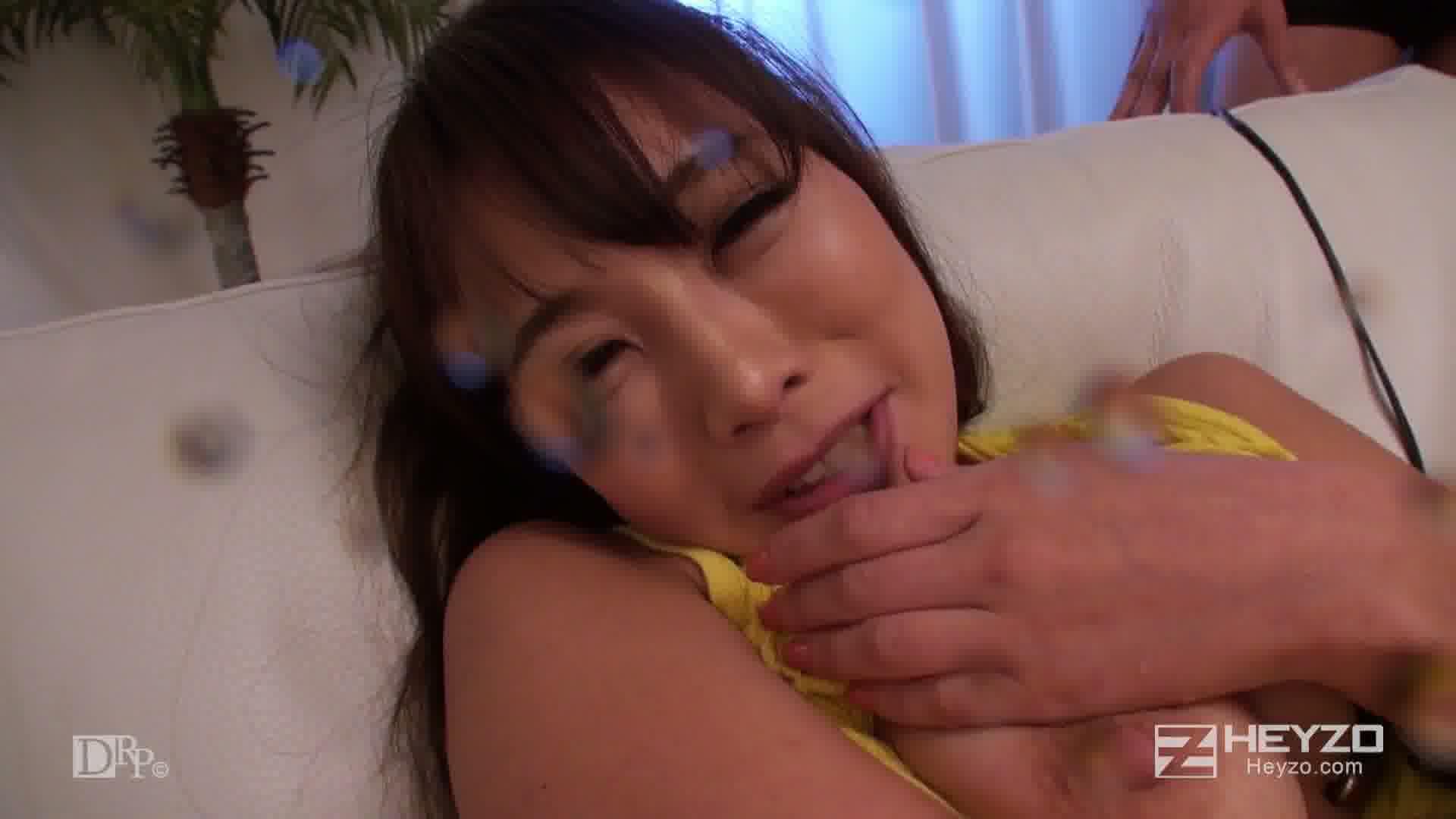 寸止めで焦らして!~巨乳微熟女を弄ぶ~ - 高瀬杏【電マ おもらし クンニ Wフェラチオ】