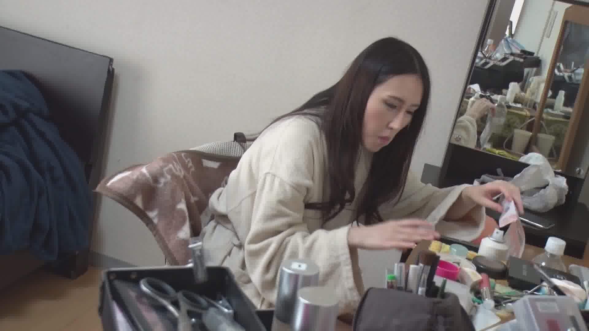 女熱大陸 File.062 - 美月アンジェリア【巨乳・初裏・中出し】