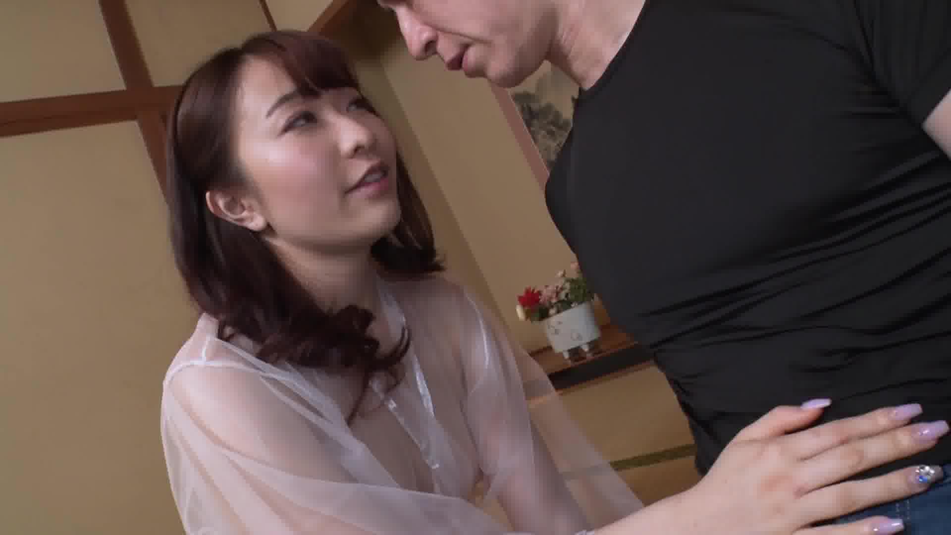 洗練された大人のいやし亭 ~可愛い狐顔のGカップ美女が、おいなりさんをにぎっておもてなし~ - 森田みゆ【巨乳・着物・パイパン】