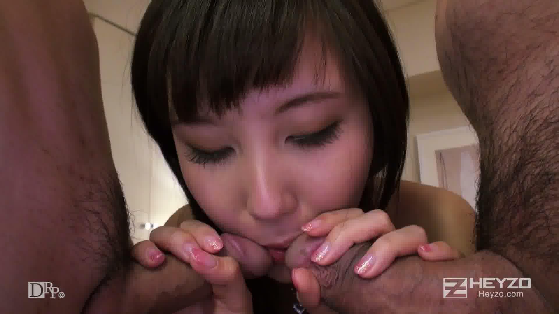 元同級生はAV女優 - 伊藤果夏【69 顔面騎乗 Wフェラ バック】