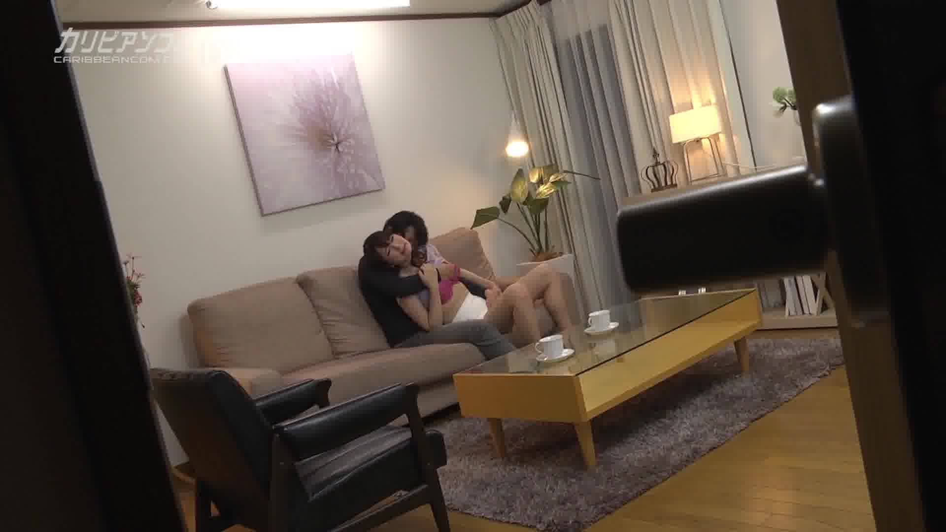 夫の目の前で妻が ~ウチの妻抱かせます~ - 満島ノエル【美尻・クンニ・中出し】