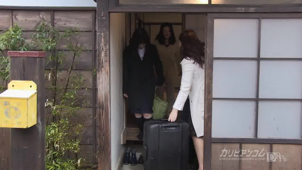 近親家族 パート3 - 清水まい【野外露出・クンニ・中出し】