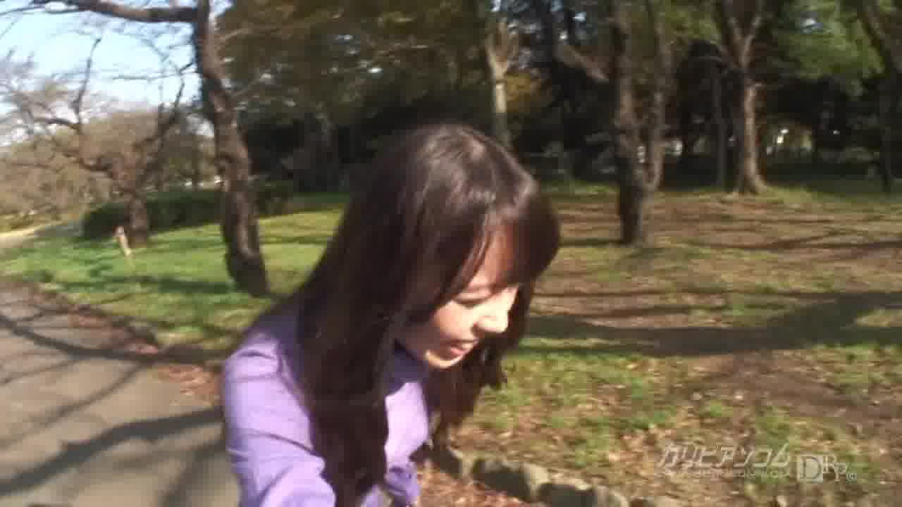僕の彼女が桜花えりだったら - 桜花えり【ハメ撮り・ザーメン・中出し】