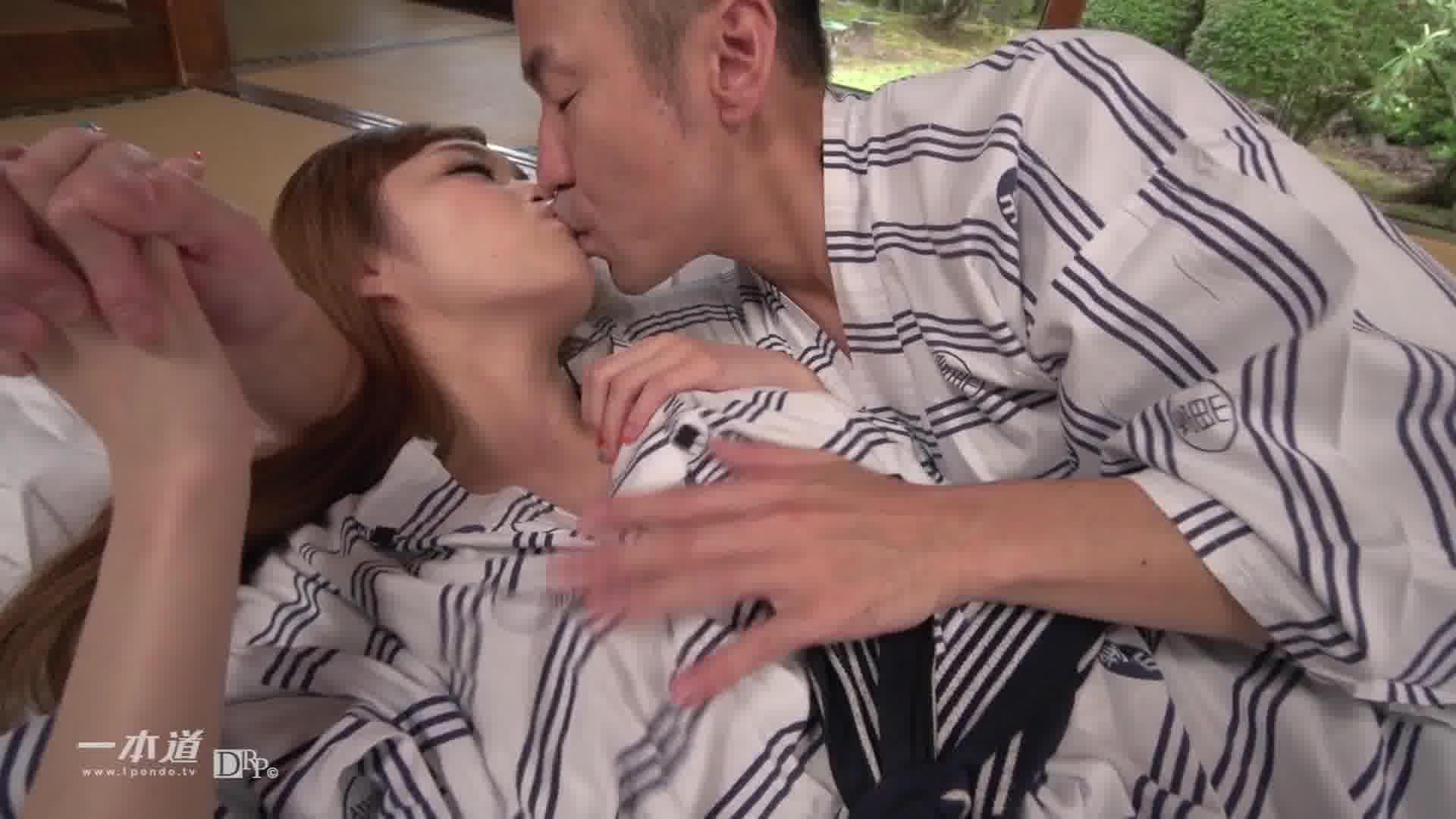 サマーヌード 浴衣でしっぽりズッポリSEX - 椎名みくる【巨乳・浴衣・スレンダー】