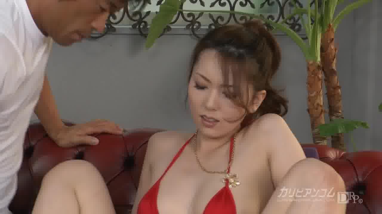 魅惑のフェロモン - 波多野結衣【巨乳・美脚・中出し】