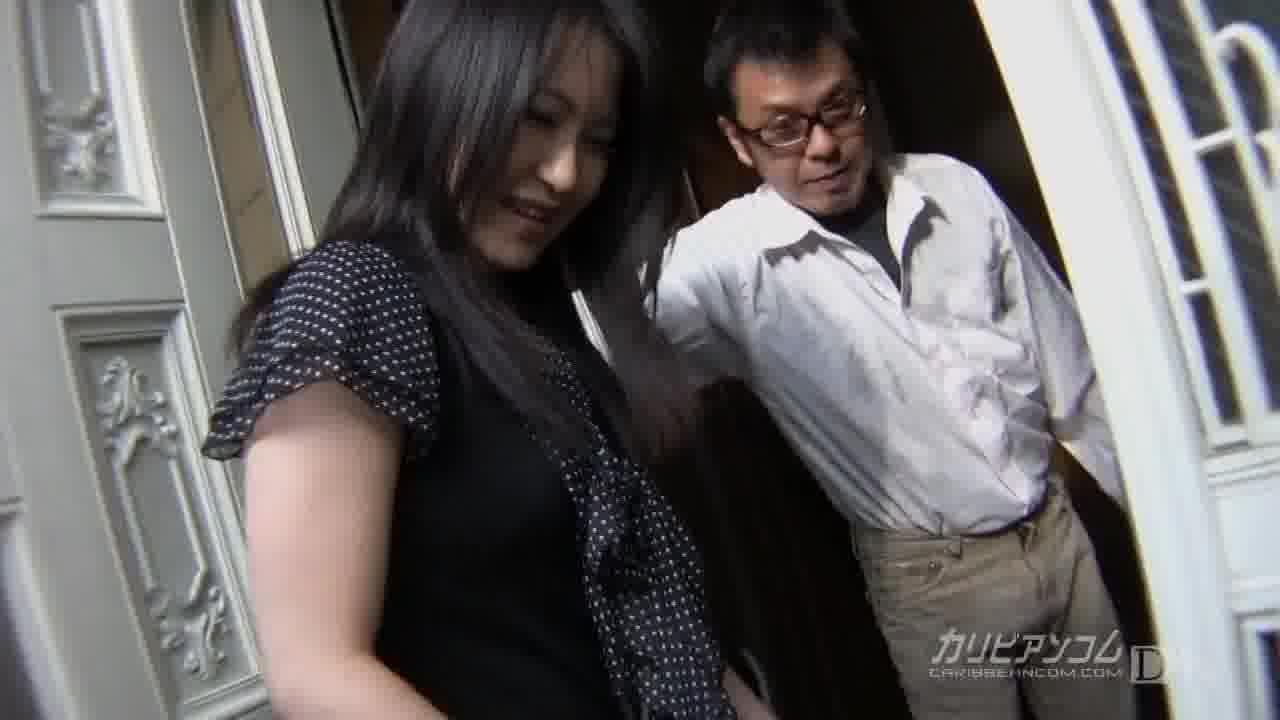 意地を見せます!女優が実家で家族にバレずにドコまで・・・ - 稲森よしみ【ハメ撮り・美乳・中出し】