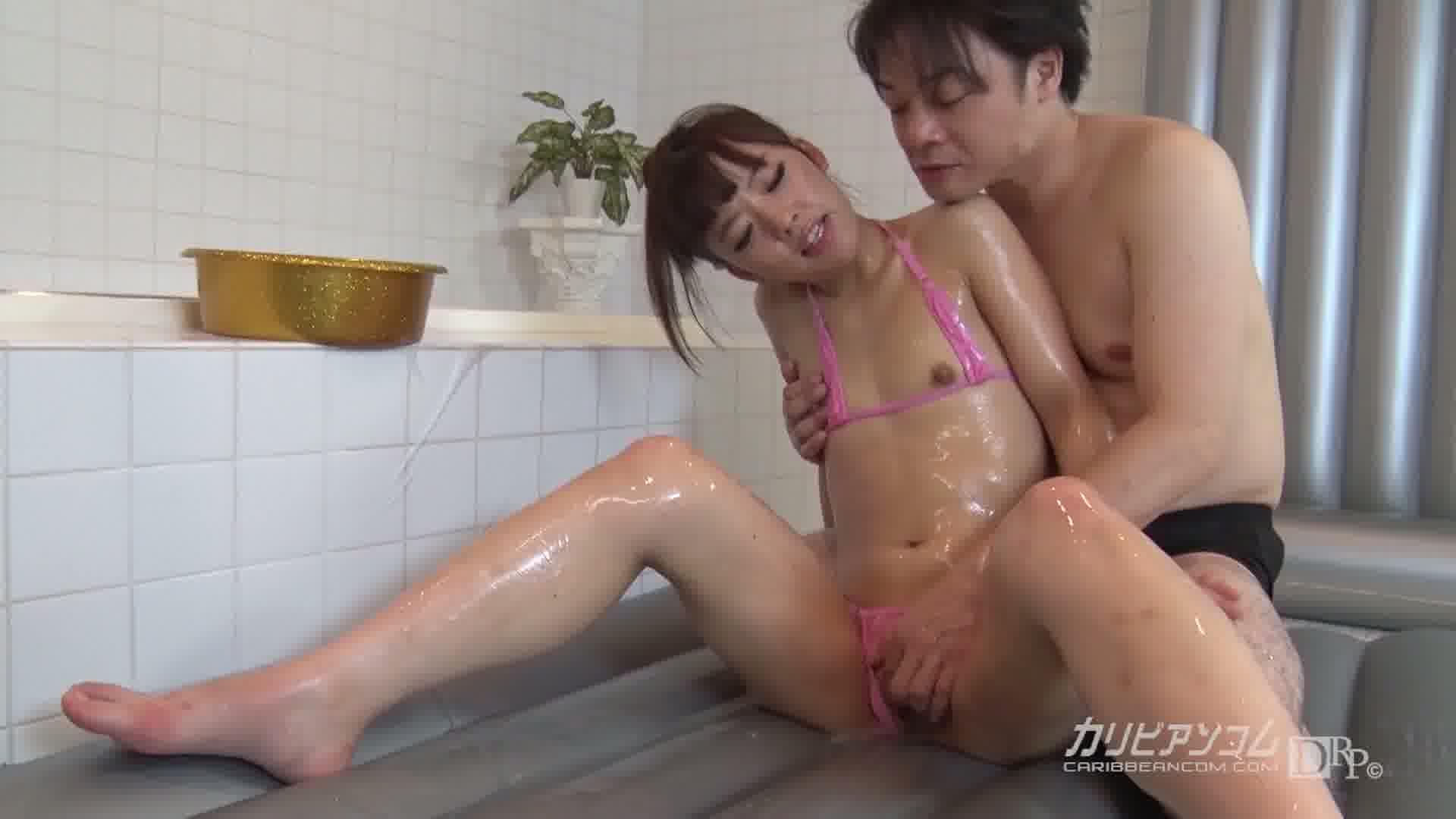 ロリコン専用ソープらんど5 - 桐山あかり【パイパン・美脚・中出し】