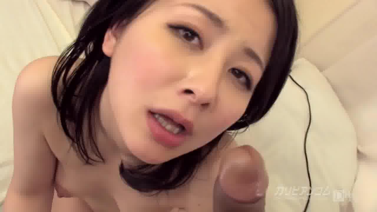 私の家で - 岩佐あゆみ【潮吹き・ザーメン・中出し】