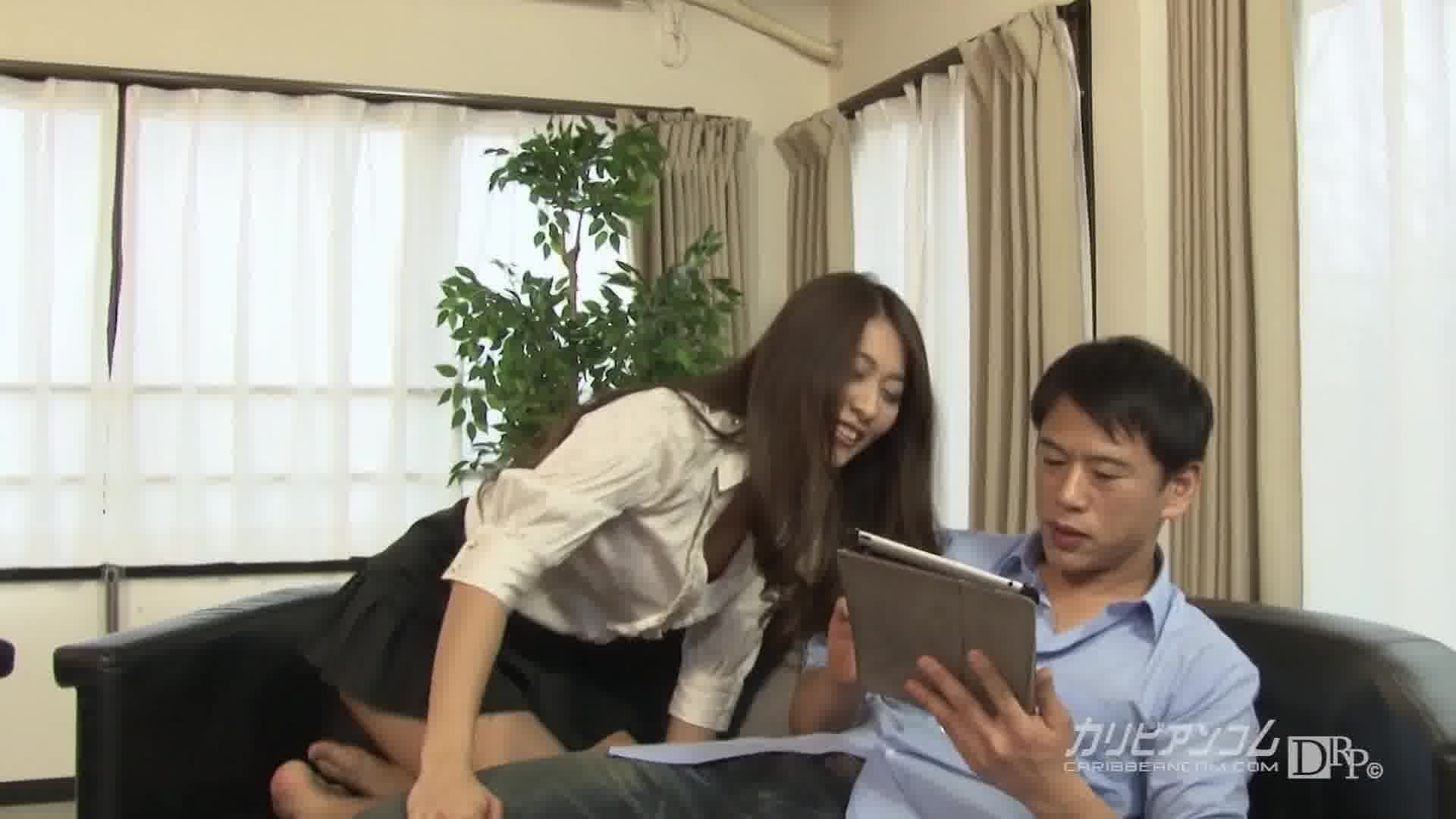 パシオン・アモローサ ~愛する情熱 4~ - 水野葵【痴女・美乳・パイパン】