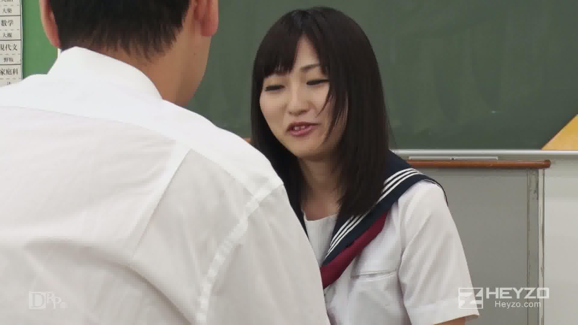 放課後の教室で... - 琴吹まりあ【パワハラ 指マン】