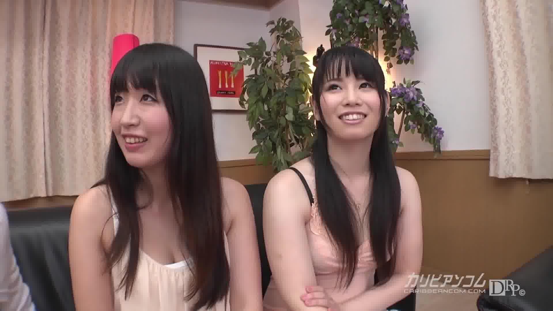 パイパン中出しサークル - 遥香心海【ギャル・パイパン・乱交】