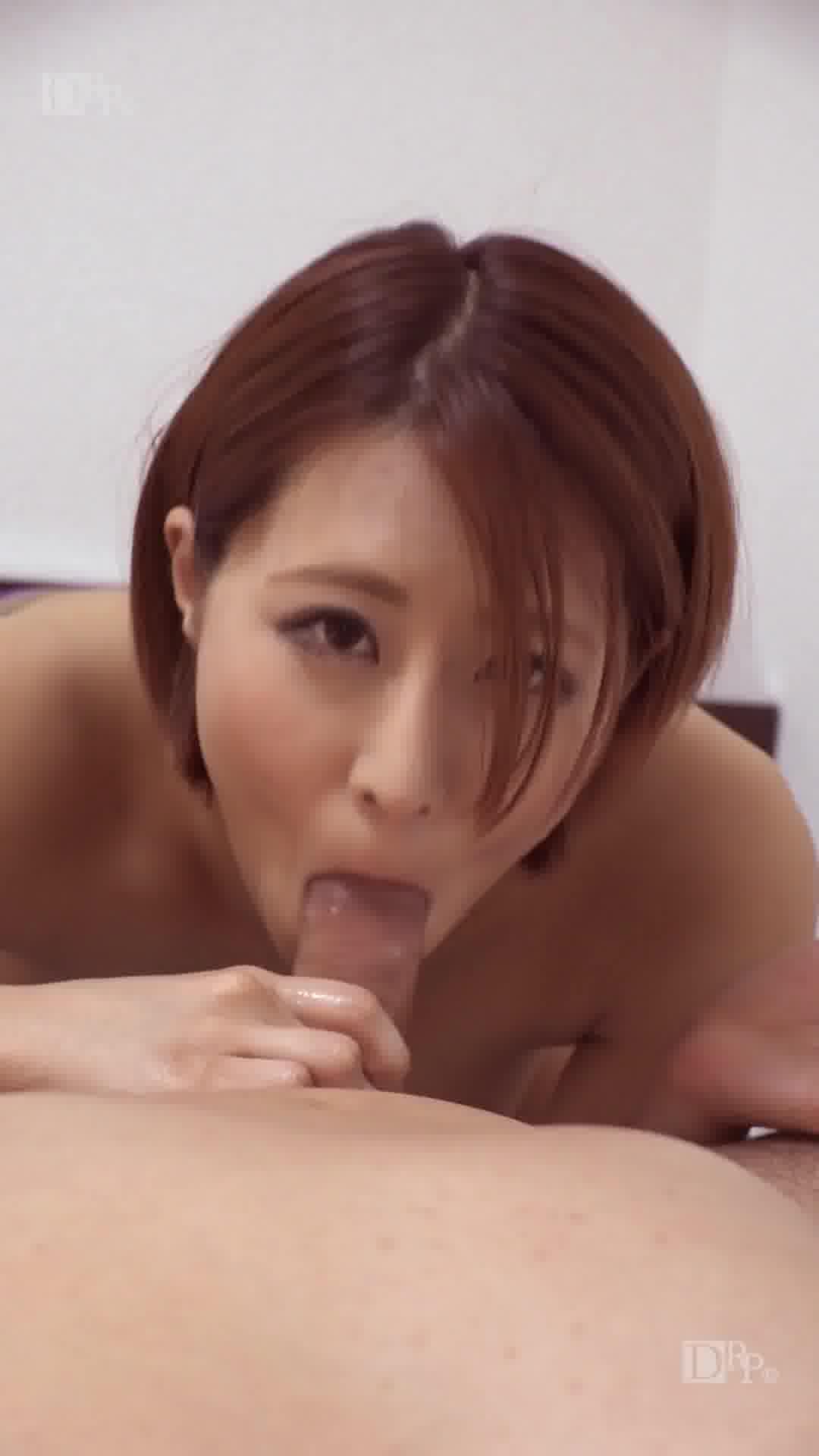縦型動画 044 ~パイズリフェラ乳首攻めの快感ループ~ - 枢木みかん【美乳・パイズリ・フェラ】