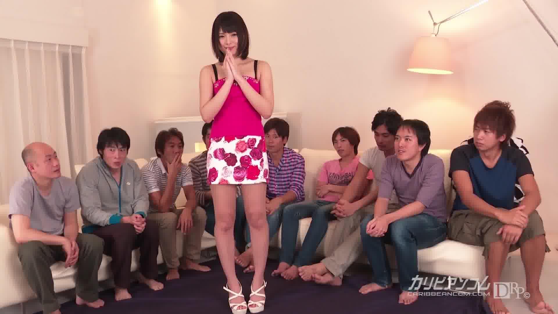 みほのファン感謝祭 ~セックスができる権利争奪戦~ - みほの【ぶっかけ・3P・中出し】