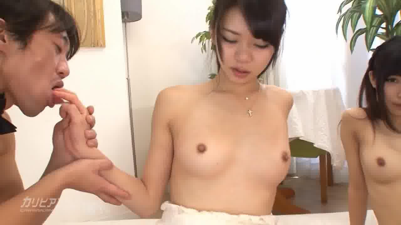 執事愛撫喫茶 第5章 - 小林るな【パイパン・潮吹き・中出し】