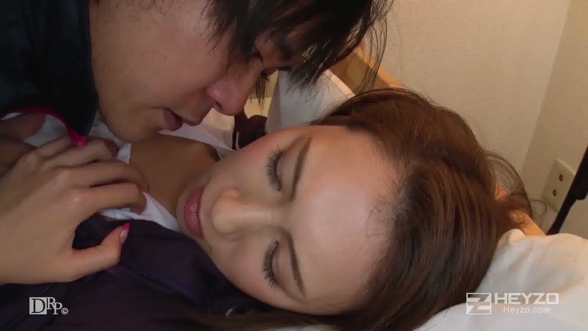 お姉さんの優しさにつけこんで。。。~スパッツの下はノーパン~ - 浜田麻由美【前戯】